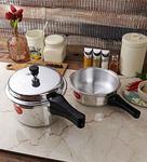 Pigeon aluminium pressure cooker  5000 ml pigeon aluminium pressure cooker  5000 ml djn6md