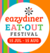 EazyDiner Eat Out Festival 15th July -15th August :- Flat 50% off over 4000+ Restaurants