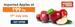 Big bazaar Imported Apple @ 99 Per KG (17 July only)