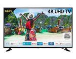 "Samsung 138cm (55"") NU6100 UHD TV"