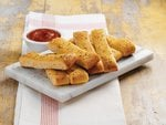 Domino's - Get One Garlic Breadsticks Free on Min. order of 100 rs (worth 99 rs   Proof added   For Pick Up orders only)