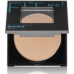 Maybelline New York Fit ME Matte Poreless Powder, 222 True Beige, 8.5g