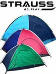 Strauss 2 person waterproof tent only Rs 849/-