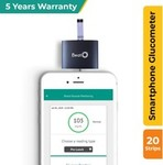 Beato Smartphone Glucometer with 20 strips.