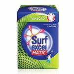 Lightning deal  - Surf Excel Matic Top Load Detergent Powder, 2 kg. Save more with subscribe and save