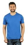 (Amazon) io8 Round Neck T-Shirts for Men Half Sleeve Blue Rs.149/-
