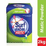 updated : Surf Excel Matic Top Load Detergent Powder, 2 kg