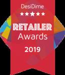 DesiDime Retailer Awards 2019 - Vote & Win Amazon Vouchers