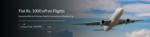 MakeMyTrip :- Save 1000₹ on Flight Booking Above 3000₹ on Ur 1st Ever PayPal Transaction on MakeMyTrip (Valid on Thu & Fri)