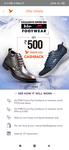 Buy Lee Cooper/ Spunk footwear from Big Bazar and get 300/500 Cashback