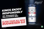 Get budweiser 0.0 free tested bangalore