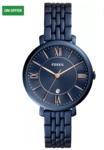 Fossil  ES4094 JACQUELINE Analog Watch - For Women