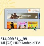 Upcoming - Amazon GIF   Get upto 75% off on TV & Appliances + 10% Extra bank discount