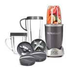 Nutri Bullet Nbr-1212M 600-Watt High-Speed Blender/Mixer System (Grey)