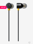 RealMe RMA101 Wired Earphones with Mic (Black)