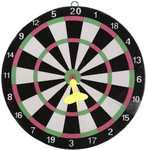 Cpixen Target with Darts Board Game