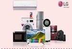 Hdfc credit card offer on LG appliances