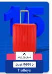 Upcoming|| Aristocrat trolley at ₹999 during BBD