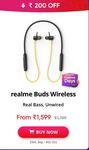 Realme Buds Wireless - Upcoming