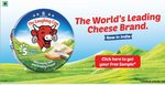 Milkbasket loot: Laughing cow cheese worth 110 for free (Bangalore)
