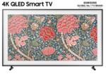 Samsung The Frame 138cm (55 inch) Ultra HD (4K) QLED Smart TV ( QA55LS03RAKXXL ) + Extra bank discount