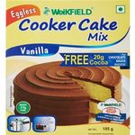 [Pantry] Weikfield Cooker Cake Mix, Vanilla 195g Rs.55