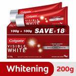 [pantry]Colgate Visible White Dazzling White Toothpaste (Saver Pack) 52% off + 5% coupon