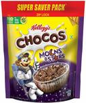 Kellogg's Chocos Moons and Stars 1.2 kg Pouch @ ₹263