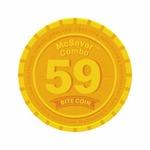 McSaverCombo at Flat ₹59 + Free 3 months Gaana voucher