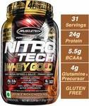Muscletech Protein & all other Muscletech product at flat 55% off