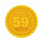 McSaver Combo deal at 59