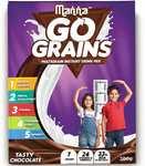 Manna Go Grains Nutrition Drink  (200 g) @47