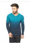 (Large Size) GRITSTONES Men's Cotton T-Shirt Rs.249/-