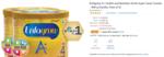 Enfagrow children's nutrition drink @45% off