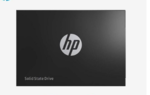 HP S700 2DP99AA#ABC 500GB SATA 2.5 inch Solid State Drive (SSD) (Black)