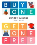Sunday surprise buy one get one free @ Hopscotch