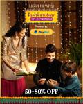 (Last day) Myntra Fashionutsav 12-15 Oct :- 50-80% off On Branded Fashions