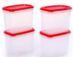 Tupperware kitchen products upto 74% off + cashback + bank offer
