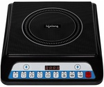 (Renewed) Lifelong Inferno LLIC12 2000-Watt Induction Cooktop (Black)