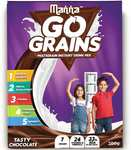 Manna Go Grains Nutrition Drink  (200 g)