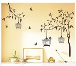 Aquire Wall Pvc Stickers Extra large upto 93% off starting @ 49 [All F Assured products]