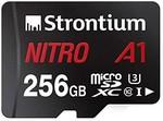 Strontium Nitro 256GB 100MB/s memory card