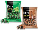 Kery Cola Fizz & Kacha Aam Masala Candy (Pack of 2) 480g [Raw Mango Center Filled & Cola Cola Toffee]