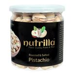 Nutrilla Roasted & Salted Pistachio 200gram
