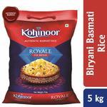 [Pantry] Kohinoor Royale Authentic Biryani Basmati Rice 5 Kg | 50% Off