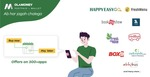 Magicpin - Ola postpaid - new offer - Get cashback between 10 rs to 200 rs
