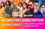 Viu premium subscription Free for 3 Month