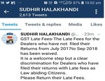 GST - Any update on Refund of Penalty Paid last year?