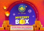 Upcoming||Mystery Box - Shop during Sale and win assured Rewards