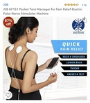 JSB tens massager at lowest price ₹699
